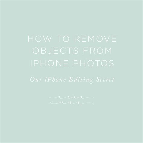 how to pull photos iphone how to remove objects from iphone photos rising tide