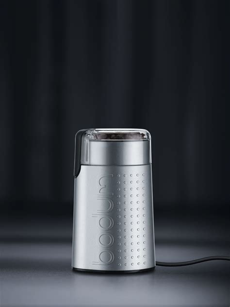 Bodum clearly had that in mind when they made this grinder as evident by. Bodum BISTRO Electric Coffee Grinder, Plastic, Durable ...