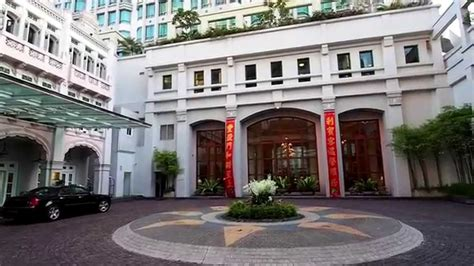 InterContinental Hotel Singapore - Hotel Video Guide - YouTube
