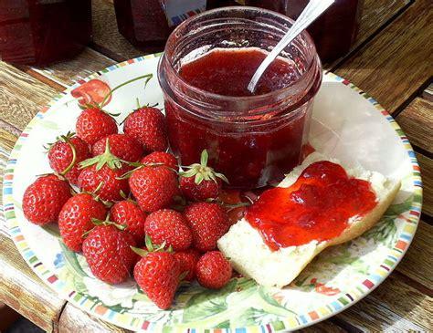 recette confiture de fraises maison circulaire en ligne