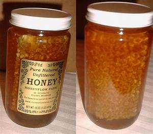 Pure Natural Michigan Unfiltered Honey in 5 Sizes ...