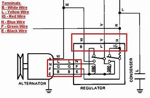1982 Toyota Pickup Alternator Wiring Diagram