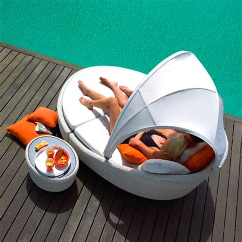 chaise desing sun bathing with eclipse chair from gloster modern home