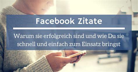 facebook zitate schnell und einfach erstellen