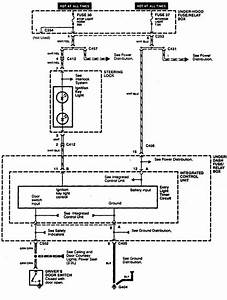 97 Acura Cl Wiring Diagram