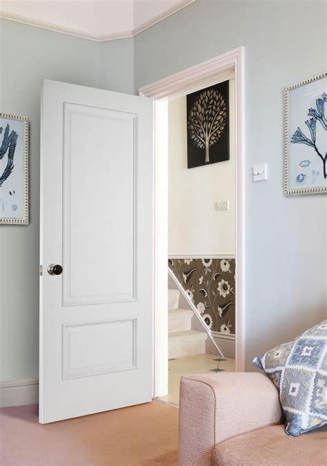 iris  panel white bespoke door internal doors charles