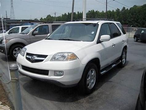 2004 acura mdx read owner and expert reviews prices specs