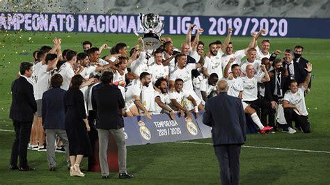 Real Madrid derrotó al Villarreal y se coronó campeón en ...