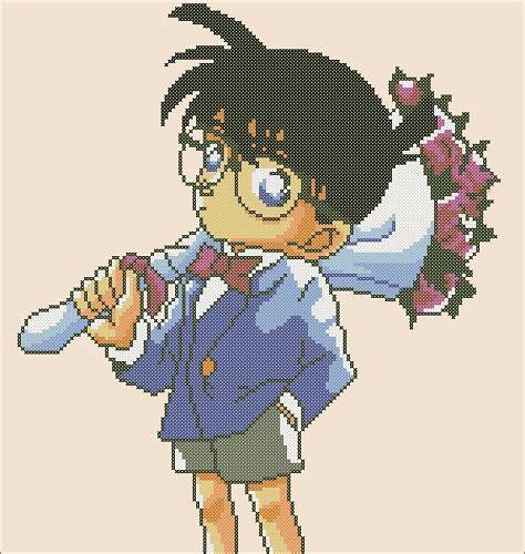 Anime Similar A Detective Conan Items Similar To Detective Conan Closed Anime Cross