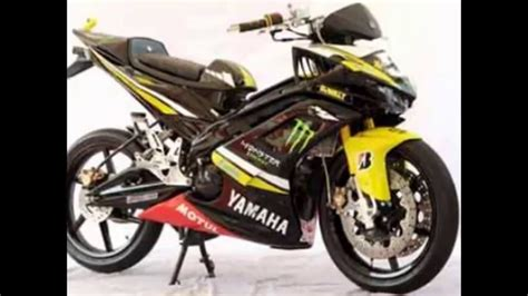 Foto Modifikasi Motor Mx Terbaik by Foto Gambar Modifikasi Motor Yamaha Jupiter Mx Tilan