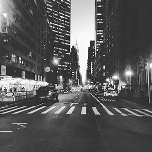 New York City: In Black and White