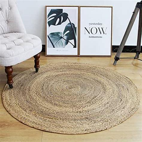 amazoncom custom size  brown woven straw floor mats