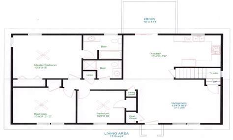 open floor plan ranch house designs ranch house floor plans unique open floor plans easy to