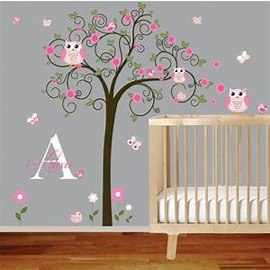 Image gallery nursery wall decals removable for Cute little girl wall decals ideas