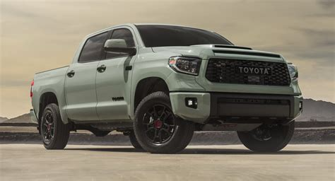 toyota tundra gains   special editions priced   carscoops