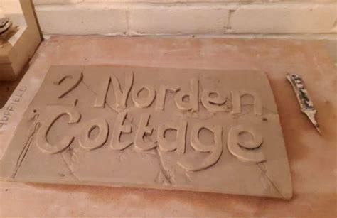 ceramic house number tiles hupfield ceramics