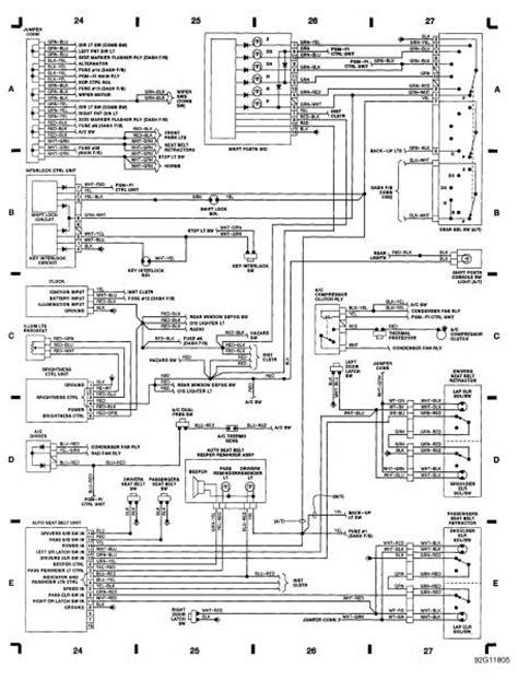 wiring diagrams honda tech