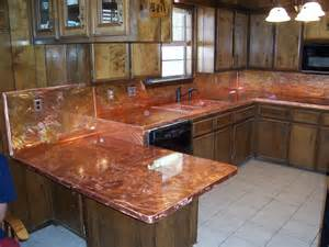 Island Kitchen Hoods Copper Counter Tops Islands The Copper Backsplash Company