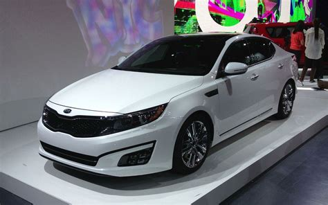 New Kia Optima 2014 by 2014 Kia Optima Limited New York Auto Show Photo 299800