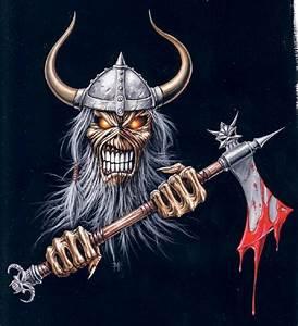 iron maiden artwork   Herve Monjeaud ArtWork/Iron Maiden ...