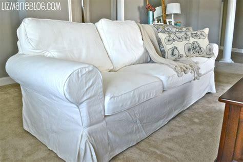white slipcover loveseat new white slipcover ikea couches liz