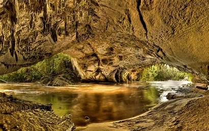 Cave Wallpapers Brown Scenery Nature Desktop Awesome