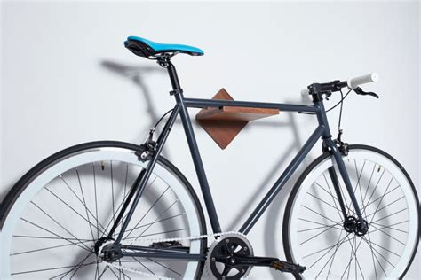 wall mounted bike rack wall mounted bike racks that look great while being practical