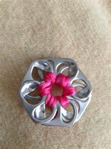 Pop-Tab-Flower-Craft