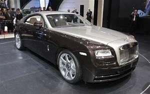 Rolls Royce Wraith : cars model 2013 2014 rolls royce wraith first look ~ Maxctalentgroup.com Avis de Voitures