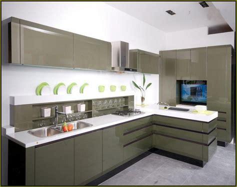 Modern Kitchen Cabinets Doors Styles  Greenvirals Style
