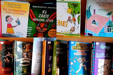 Pilsrundāles bibliotēka: Grāmatas bērniem