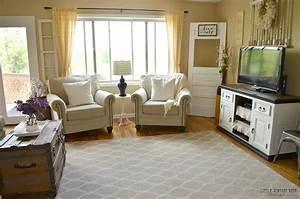Farmhouse Living Room – Modern House