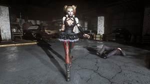 Harley Quinn - Batman Arkham Knight by Yurtigo on DeviantArt