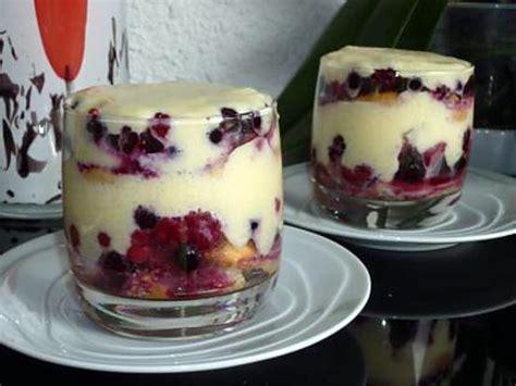 recette de tiramisu aux fruits rouges par efumasoli