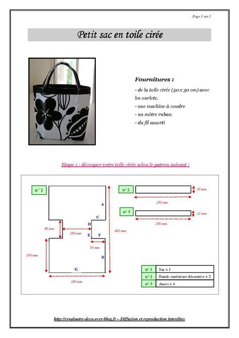 comment faire un sac en toile ciree comment faire un sac en toile ciree 28 images de jolis sacs pour faire les courses 2 le