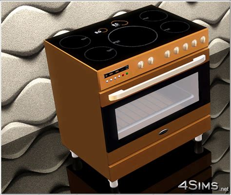 electric range cooker  sims  sims