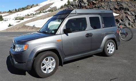 Honda Element Cer Top by Pop Up Cers For Honda Elements And Jeep Wrangler Unlimited