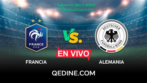 Horario y dónde ver en vivo el partido de eurocopa 2021. Francia vs. Alemania EN VIVO: Horarios y canales TV dónde ...
