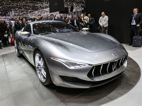 Maserati Takes Steps To Electrify The Lineup After 2019