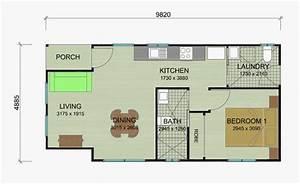 banksia granny flat floor plans 1 2 3 bedroom granny With 1 bedroom floor plan granny flat