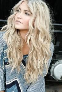 Coupe Mi Long Blond : coiffure blonde mi long tendances 2018 ~ Melissatoandfro.com Idées de Décoration
