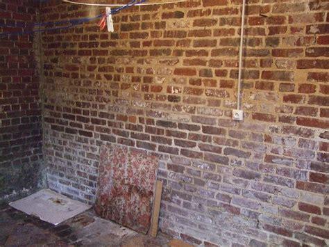 tapisserie pour cuisine mur de brique
