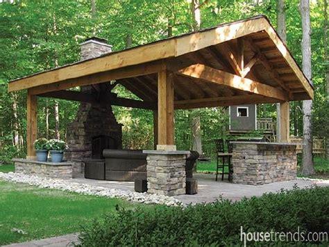 outdoor kitchen pavilion designs the 25 best outdoor pavilion ideas on 3863