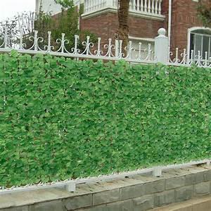 Sichtschutz Doppelstabmatten Steinoptik : bl tter zaun gr n sichtschutz windschutz zaun garten balkon sonnen ebay ~ Orissabook.com Haus und Dekorationen