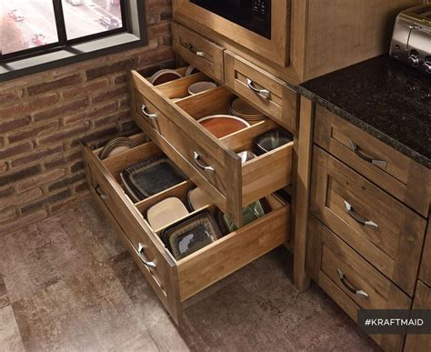 Kitchen storage that makes every pot, pan, dish, bowl and
