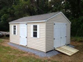 Outdoor Storage Shed Buildings