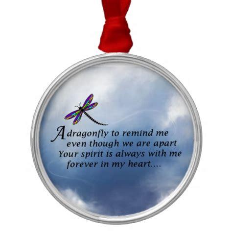 dragonfly memorial poem zazzle