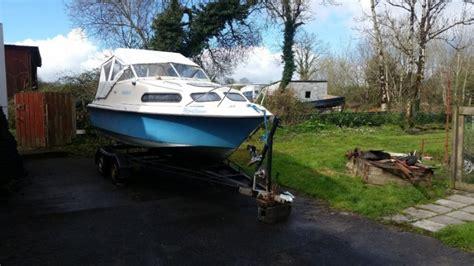 Shetland 18ft Fishing Boat by Shetland 570 Cruiser Fishing Boat For Sale In Carrick On