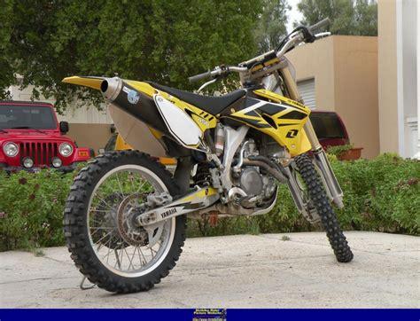 2006 yamaha yz 450 f moto zombdrive
