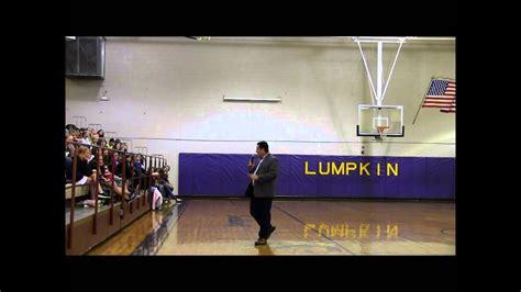 ribbon week lumpkin county middle school part 1 youtube